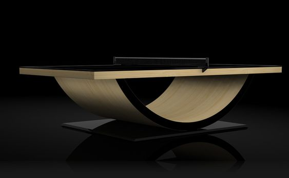 Bamboo table tennis/ping pong: ELEVEN RAVENS
