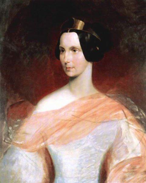 БРЮЛЛОВ КАРЛ ПАВЛОВИЧ(1799-1852).Императрица Александра Фёдоровна: