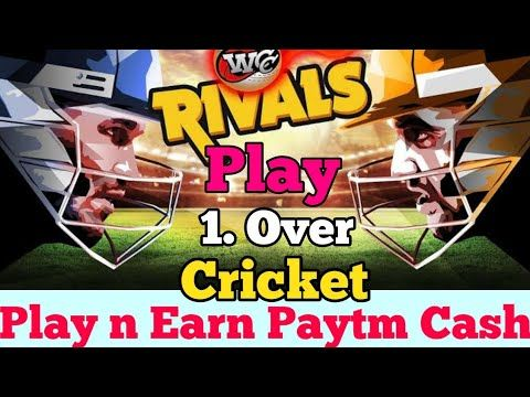 How To Earn Money By Playing Cricket Game