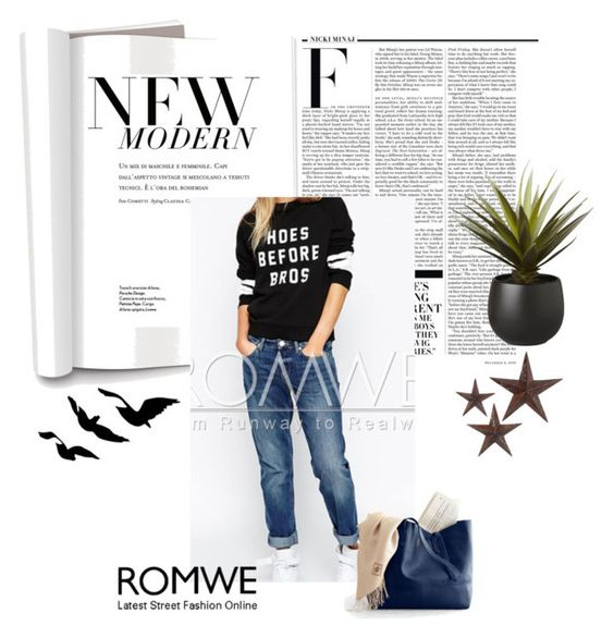 """..."" by irnes-baco ❤ liked on Polyvore featuring Nicki Minaj, jcp and CB2"