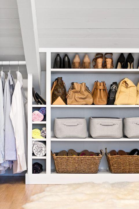 35 Closet Organization Ideas That Will Make Life A Lot Easier Small Closet Smart Closet Clever Closet