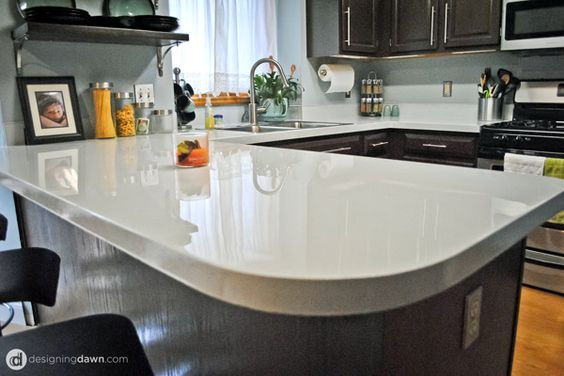 Good Countertop Options : ... kitchen counters kitchen countertop options fresh countertop options