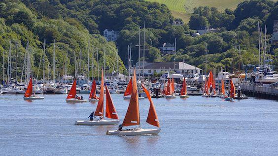 #SquibNationals2012. www.bythedart.co.uk. Great photos of #DartmouthUK from Original Image Photography www.oiphoto.co.uk.