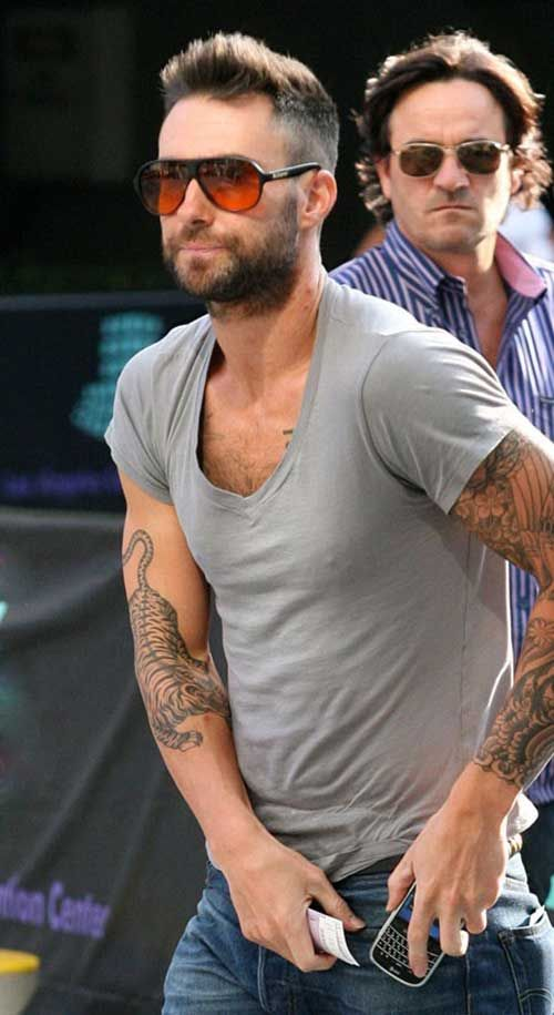 Adam Levine Hairstyles 2018 Adam Levine Hairstyles 15 Ycaivsg Hair Styles Adam Levine Adam Levine Style Adam Levine Tattoos
