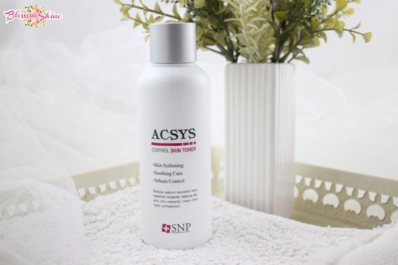 ACSYS Control Skin Toner