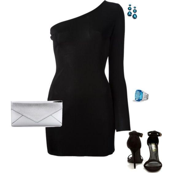 """Little Black Dress"" by callie-lamkin on Polyvore"