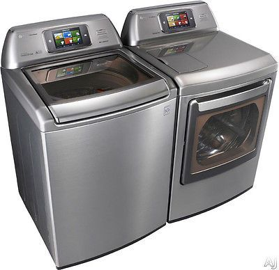 Lg smart thinq washer