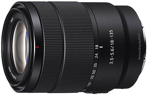 Sony E 18 135mm F3 5 5 6 Oss Lens Sel18135 Mirrorless Camera Sony Camera Sony E Mount