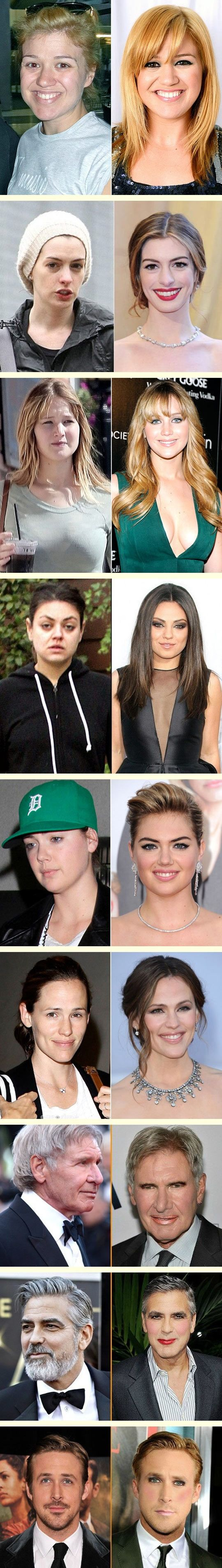 Makeup Makes A Big Difference: