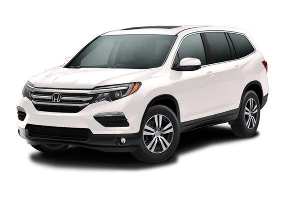 New 2016 Honda Pilot EX-L w/RES FWD For Sale in Greensboro NC |