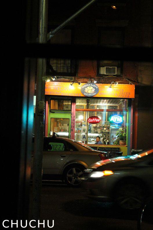 The Whole Earth Bakery and Kitchen, 130 Saint Marks, New York, NY 10009