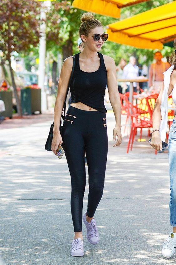 adidas superstar leggings