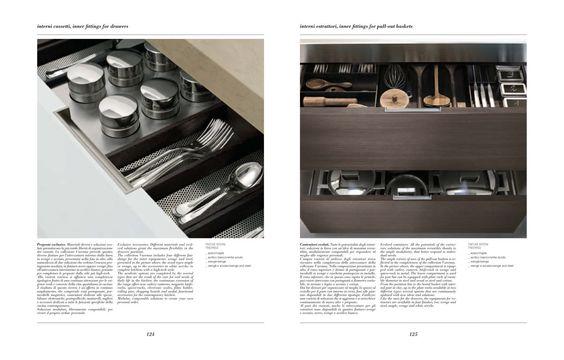 varenna cucina paolo piva drawer - Google 検索