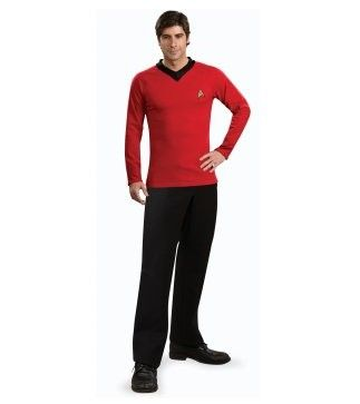 Star Trek Classic Red Shirt Deluxe Adult Costume EST0005 #Everyone Can Cosplay! Cosplay costumes #Anime Cosplay Accessories #Cosplay Wigs #Anime Cosplay masks #Anime Cosplay makeup #Sexy costumes #Cosplay Costumes for Sale #Cosplay Costume Stores #Naruto Cosplay Costume #Final Fantasy Cosplay #buy cosplay #video game costumes #naruto costumes #halloween costumes #bleach costumes #anime