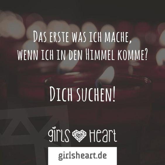 mehr sprüche auf: www.girlsheart.de #trauer #himmel #verlust #tod