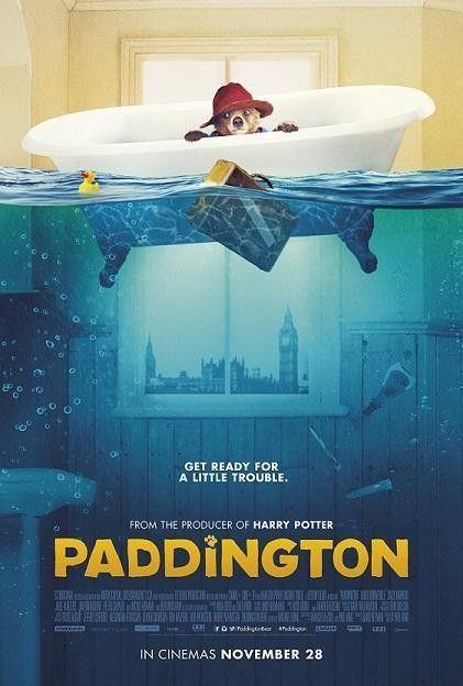 دانلود فیلم پدینگتون Paddington 1 2014 با دوبله فارسی
