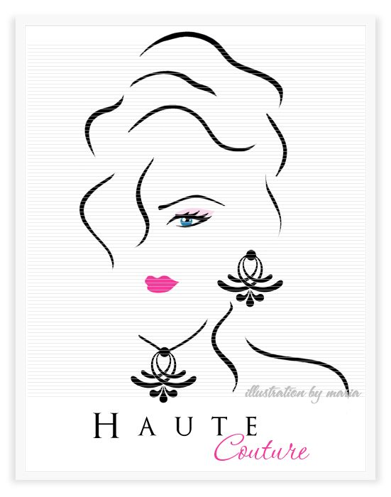 Jewelry logos and names haute couture logo and business for Haute couture designers names