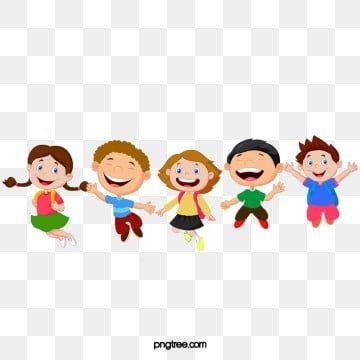 ملف نمو الأطفال المرسوم باليد تنزيل ملف النمو رياض الأطفال ملف رياض الأطفال Children Holding Hands Cartoon Posters Cartoon Character Pictures