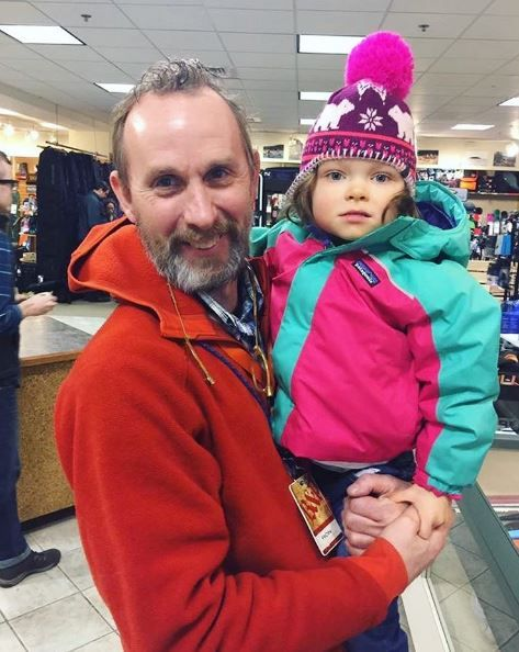 "Thanks for the kind words and adorable photo Billy Lee! ""Willa received her first pair of skis and boots from uncle Ron at Bill and Pauls. Thanks for the great service as always Ron and Bill and Paul's"" #trustgeartrustsource #kidsski #skishop #firstski #ron"