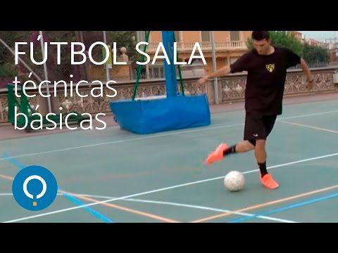 Fútbol Sala Mejores Jugadas Y Técnicas Clase De Fútbol Sala Completa Youtube Futbol Sala Sala De Deporte Trucos De Fútbol