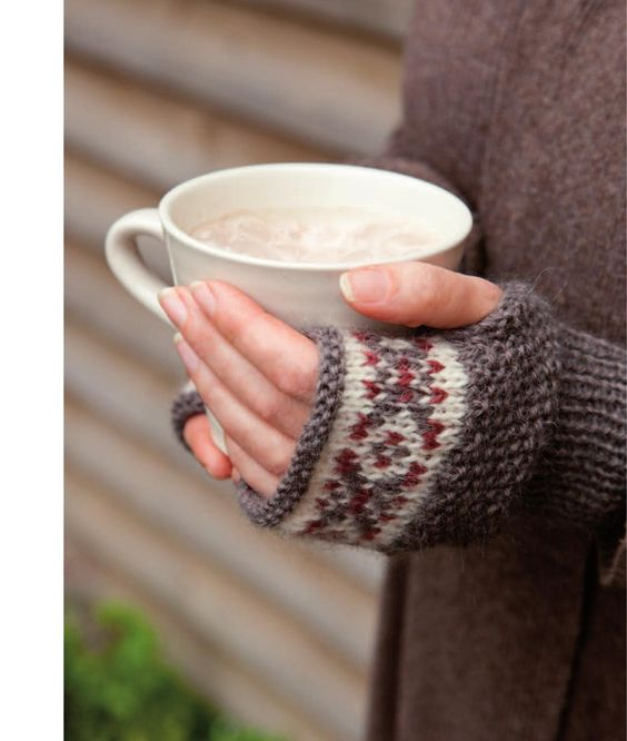 The Very Easy Guide to Fair Isle Knitting sample pages | Martin s ...