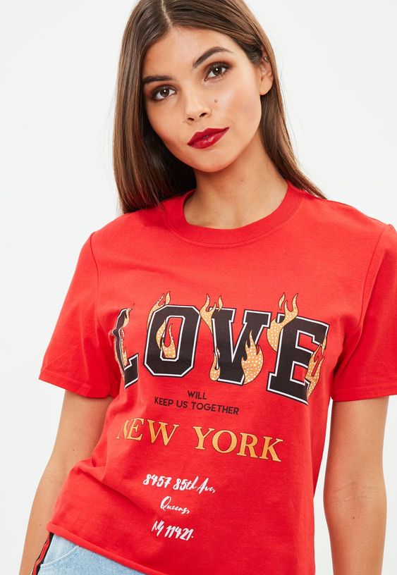 25 Printing T-shirt You Need To Try