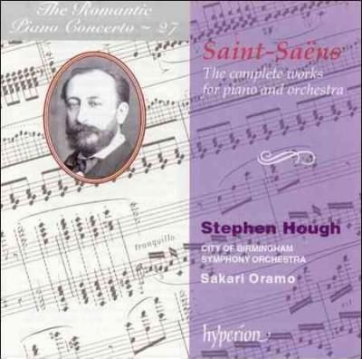 Stephen Hough - Saint-Saens:Complete Works Volume 27