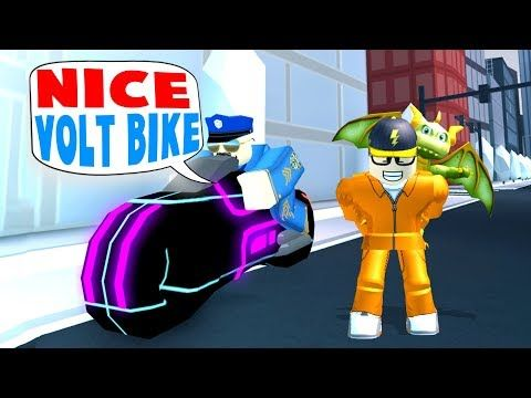 Youtube Bike Roblox Cop