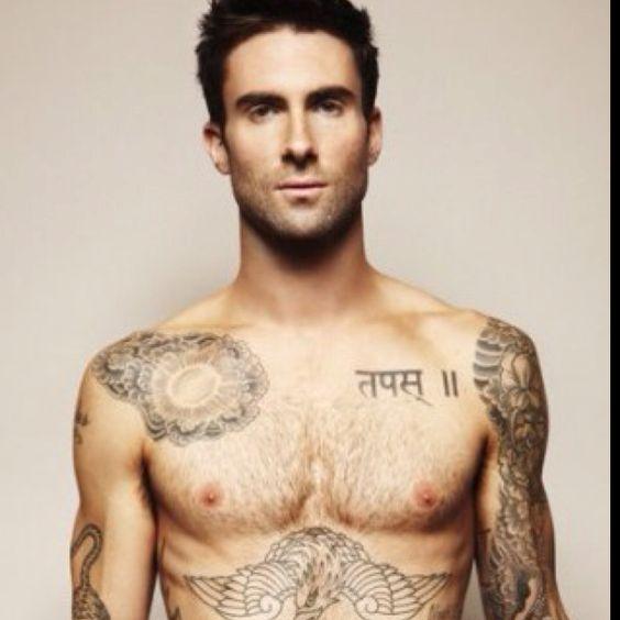 Adam Levine of Maroon 5 & The Voice