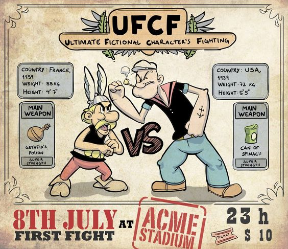 Filipe Capra: Deixe sua dica de UFCF's!!!
