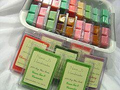 Palm wax tart or soy wax tarttriple by NanaJsHandmades on Etsy, $3.00