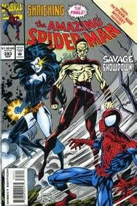 Amazing spiderman 393 comic - Yahoo Image Search Results
