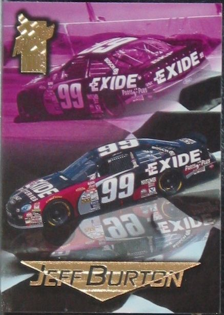 Jeff Burton Press Pass VIP 1998 Card No. 37  Nascar  http://www.webstore.com/store,pgr,Motor-Racing,category,1551,parent_id,181753,user_id,shop