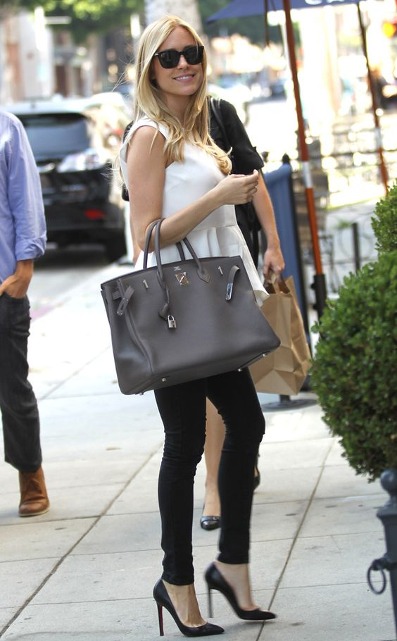 birkin purses prices - Kristin Cavallari from Celebs with Birkin Bags | Birkin Bags ...