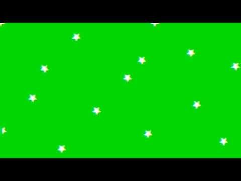 Aesthetic Stars Green Screen Background Cute Youtube In 2020 Green Screen Video Backgrounds Green Screen Backgrounds Greenscreen