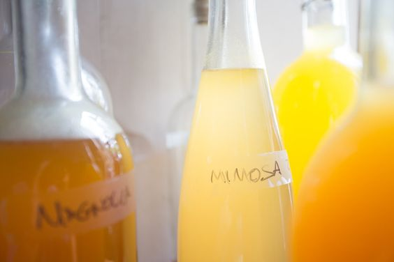 A Mimosa-Flavored Limoncello Recipe, Straight Out of Georgia