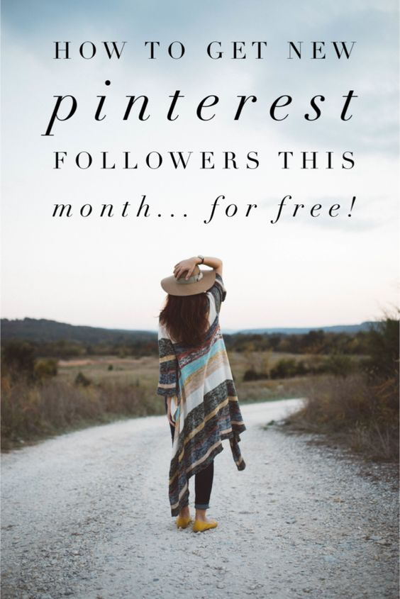 Find out how to get a FREE Pinterest link in our biggest monthly giveaway!