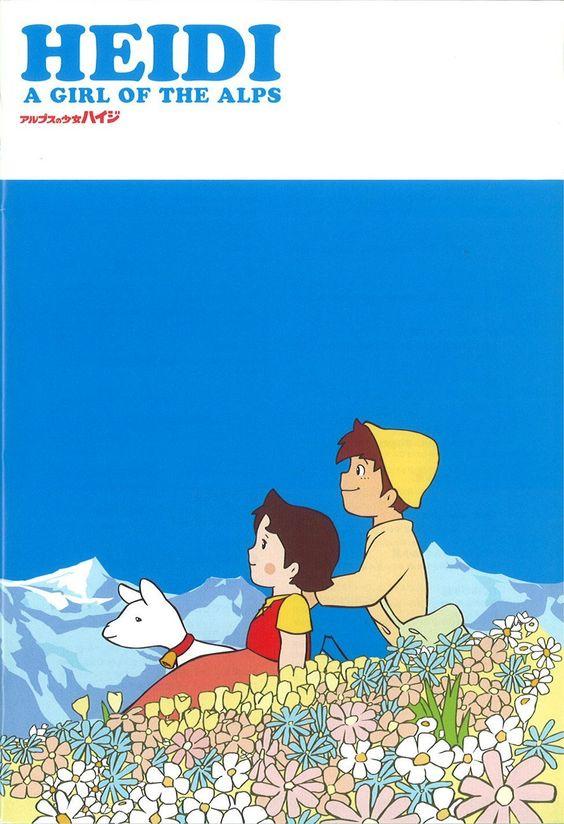 알프스의 소녀 하이디 (アルプスの少女ハイジ : Heidi, Girl of the Alps)