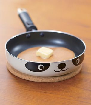 mini panda skillet