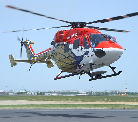 #HAL Dhruv - Hindustan Aeronautics Limited