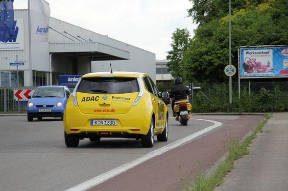 E-Auto Nissan Leaf überzeugt im ADAC-Dauertest / Nach 65.000 Kilometern hat die Batterie noch 90 Prozent Kapazität