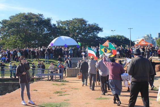 Último dia da Feira do Dia do Vinho 2012, em Porto Alegre. Crédito: Wellington Costa