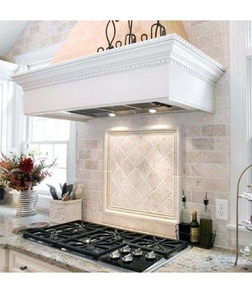 Buy Tuscan Ivory Tumbled Subway Collection Travertine Backsplash Beige Backsplash Kitchen Backsplash Designs