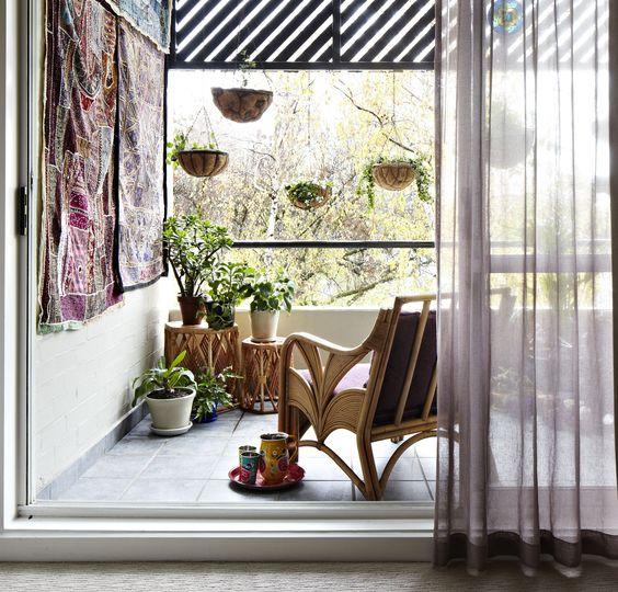 kesem boy * chic bohemian vintage interior design * by talia mazor
