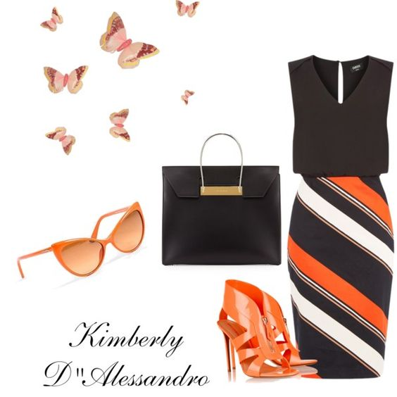 A fashion look from June 2016 featuring Oasis dresses, Nicholas Kirkwood sandals and Balenciaga tote bags. Browse and shop related looks.