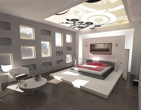 Interiores modernos de casas e apartamentos  Hoje em dia, quando está a decorar uma casa, as possibilidades são imensas. É possível decorar de inúmeras formas, já que a quantidade e variedade de materiais, objetos de decoração, móveis, tintas, texturas, revestimentos, etc., é tão grande que é pos...   Ver mais em: http://www.decoracaointeriores.org/interiores-modernos/ #home #sweethome #bathroom #decor #design