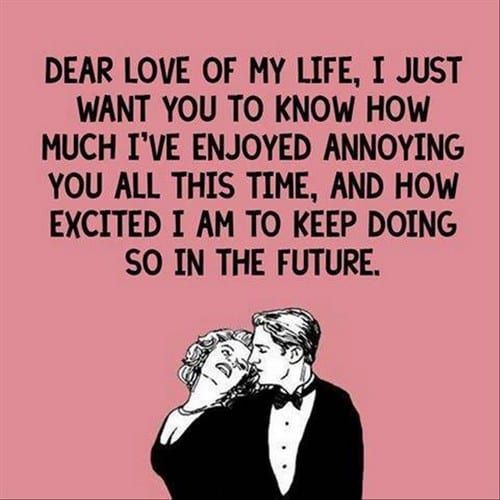 35 Hilarious Relationship Things That You Should Send To Your Significant Other Right Now I Love You Funny Anniversary Quotes Funny Husband Quotes Funny