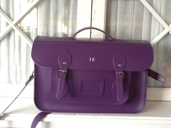My beautiful purple batchel <3