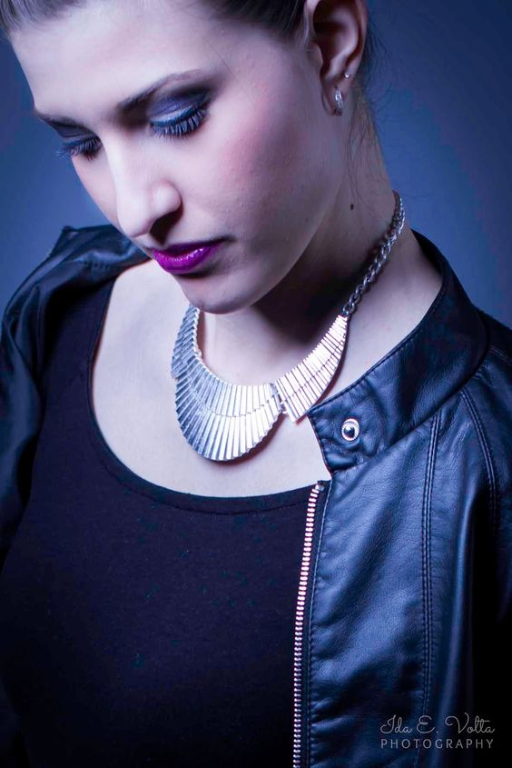 ModelMonday | Violet Lips mit Ida