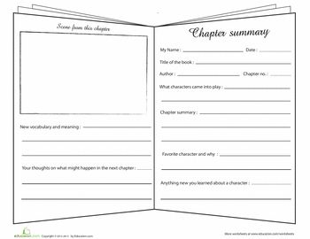 Worksheets Summary Worksheets chapter summary worksheets and articles summary